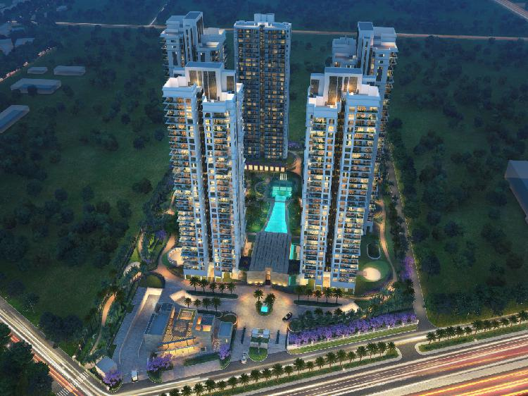 2595 sqft Conscient Elevate Luxury 3BHK Flats INR 2 72