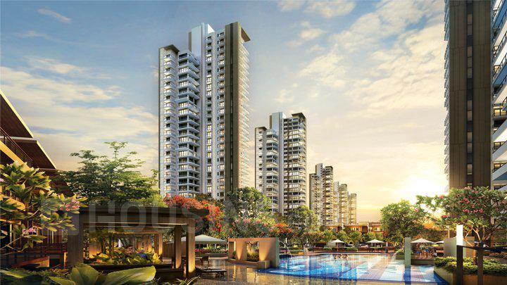 Puri Emerald Bay Apartments in Sector 104 Dwarka Expresswa
