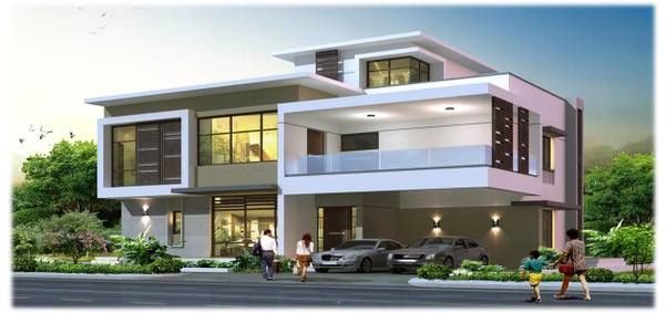 3, 4 and 5BHK Villas for Sale in Tellapur Hyderabad