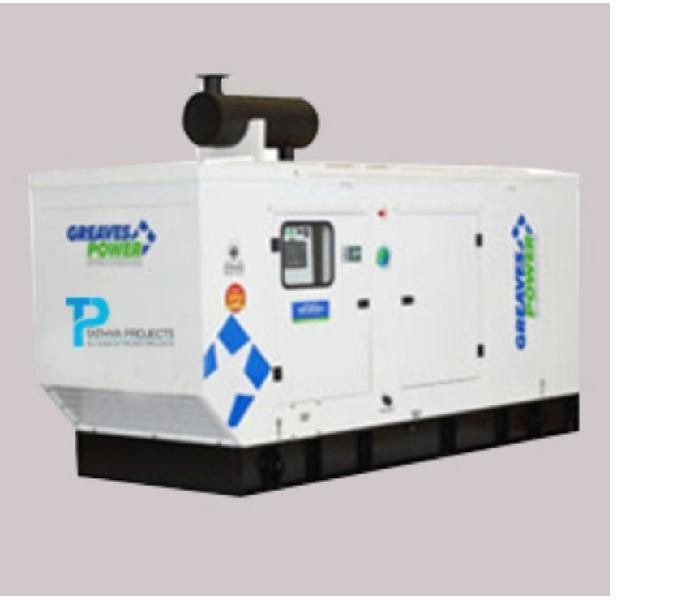 400 KVA Diesel Generator | Diesel Gensets | Tathya Projects