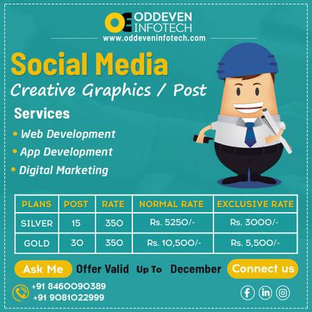 Best Social Media Marketing Services Company in Ahmedabad