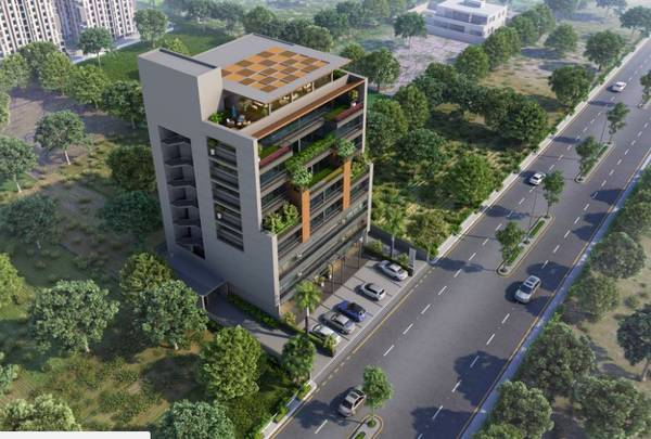 Commercial Office space in Ahmedabad | Retail Property by Hr