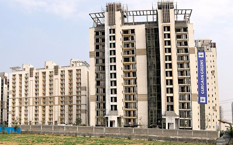 Emaar Gurgaon Greens Ready to move 34BHK at Sector 102 G