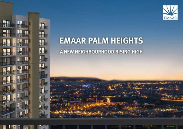Emaar Palm Heights: Luxurious 3 BHK Apartments in Sector 77
