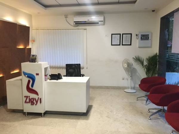 Fully furnished office space for rent in Airport Road of