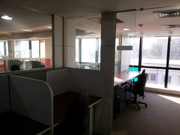 Fully furnished office space for rent in Cunningham Road of