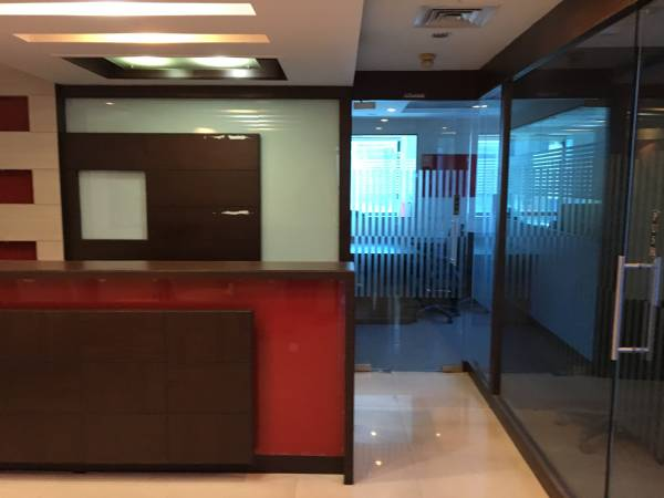 Fully furnished office space for rent in Lavelle Road of