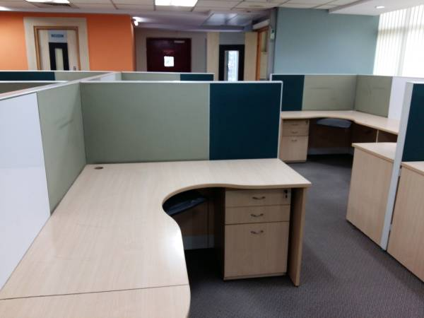 Fully furnished office space for rent in Queens Road of