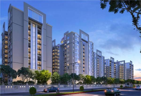 Vivassa Estate – 2,3&4BHK Luxury Homes near IT City