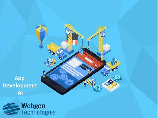 Best Mobile App Development services at Webgen Technologies