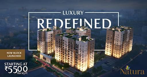 Best Property in South Kolkata - Natura