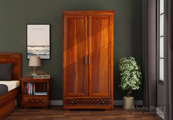 Browse all Variants of Bedroom 2 door wardrobe Online