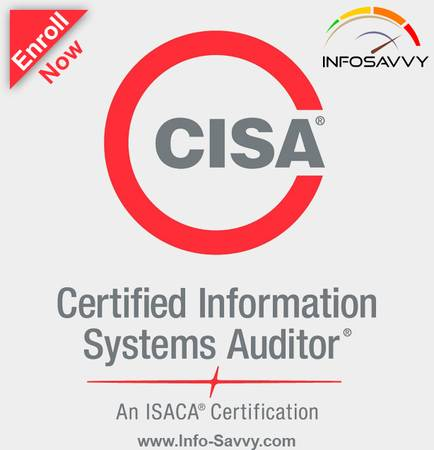 CISA certification course | CISA Training and certification