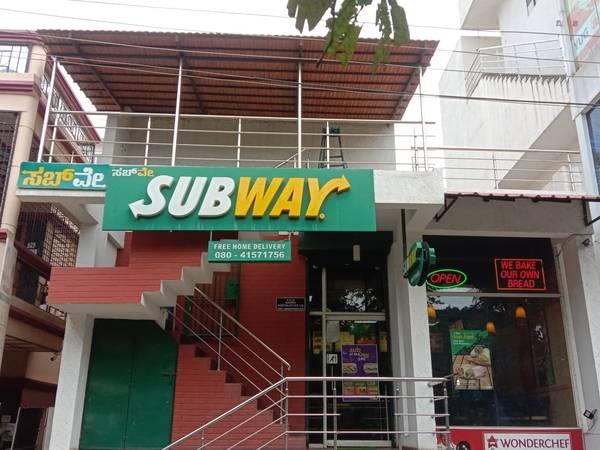 Commercial space available for Rent in Sahakar nagar, A