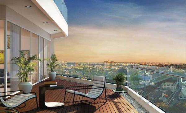 Meridien by Godrej Properties – 2/3/4BHK Homes in Sector
