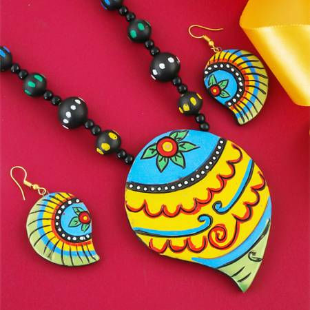 Shop for Terracotta Jewellery & Handcrafted Clay Jewelry at