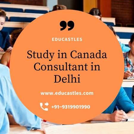 Study in Canada with Study in Canada Consultant in Delhi