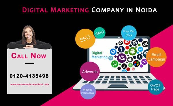 Trustworthy and efficient Digital Marketing Company in Noida