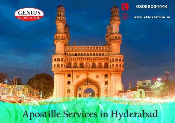 Best Apostille Services in Hyderabad