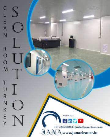 Clean Room Turnkey Solution Provider