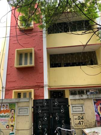 Grounds with Old House for Sale in T Nagar