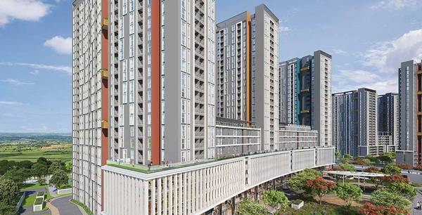Studio, 1 BHK & 2 BHK Apartments for Sale in Whitefield