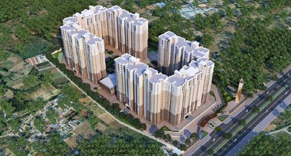 1/2/3 BHK Homes from Prestige Finsbury Park