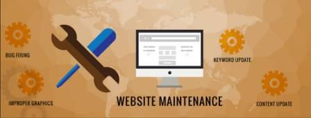 Best Website Maintenance Service in India | Website