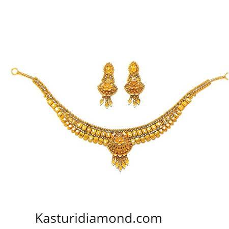 Latest Gold Jewellery Designs