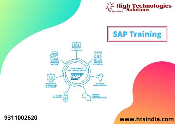 Join recognized SAP training center in Delhi