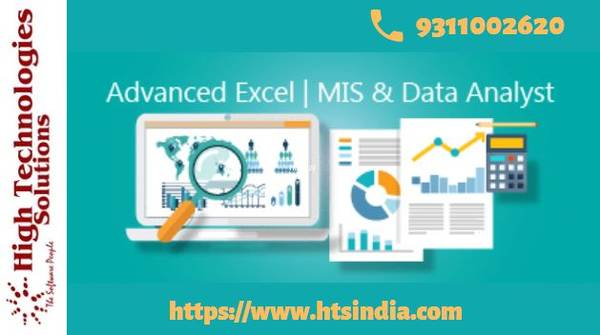 Looking for the Advanced Excel Training Institute in Delhi