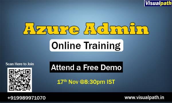 Azure Admin Online Demo