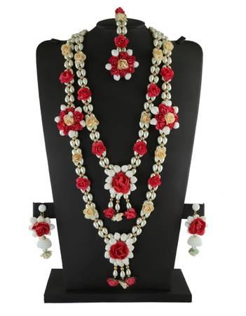 Shop for flower jewellery online by Anuradha Art Jewellery