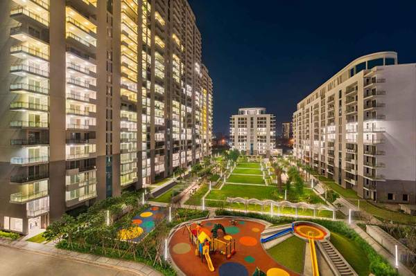 The Ultima: Luxury Ready to move 3/4BHK Homes by DLF