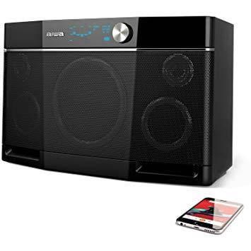 Aiwa Bluetooth Speaker System