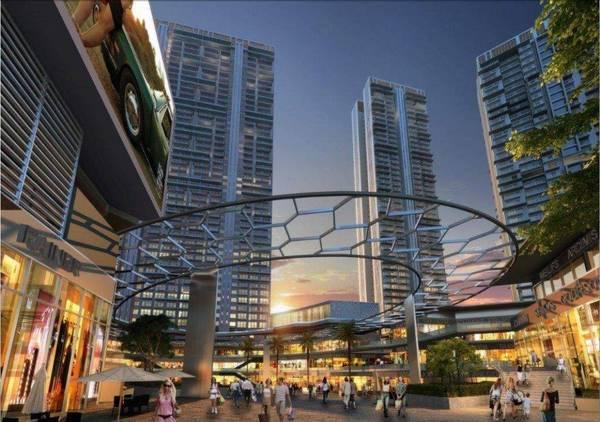 M3M 65th Avenue Sector 65 Gurgaon | Retail Spaces, F&B,