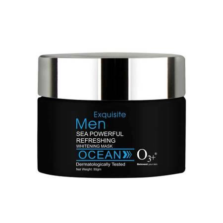 Buy o3+ Men Sea Powerful Refreshing Whitening Mask