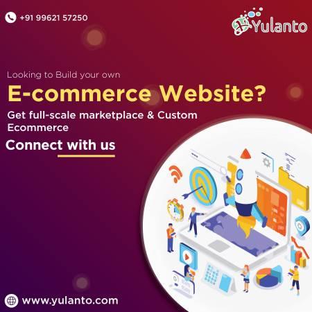 Dynamic ECommerce Website Development Service Company