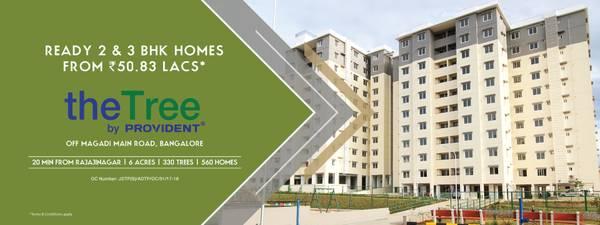 Luxury Apartments in Magadi Road | 2 & 3 BHK Flats in Magadi