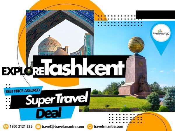 Almaty Tour Package from Kochi, Bangalore, Goa, Delhi