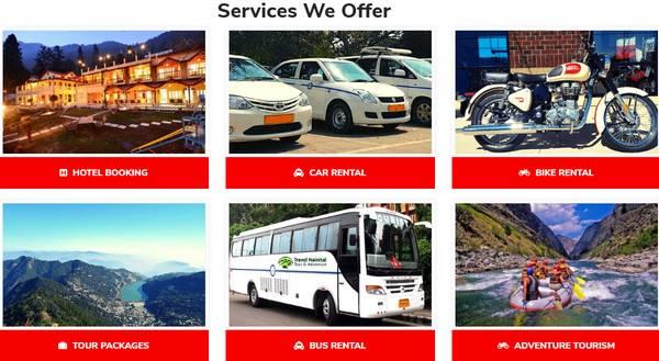 Best Price Luxury Hotels in Nainital