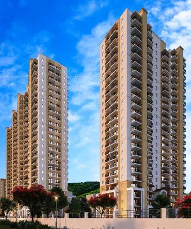 Emaar Palm Heights – Premium 3BHK with Lounge Flats