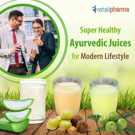 It's Shopping time: Up to 45% off on all Herbal Juice at