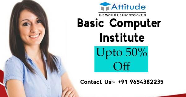 Learn for the Best Basic Computer Institute in Uttam Nagar