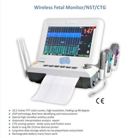 Smart Wireless NST Provide in India Machine | B`ORZE INDIA