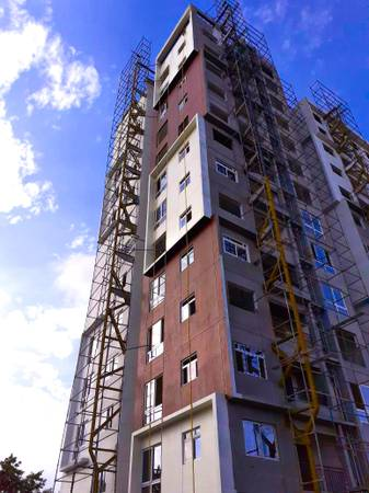 Flats for sale in Thanisandra   Amenities   CoEvolve