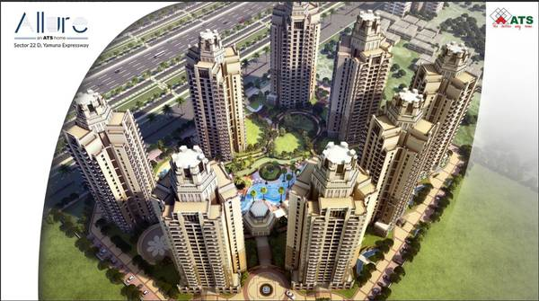 ATS Allure: Ready to Move Flats in Sector 22D