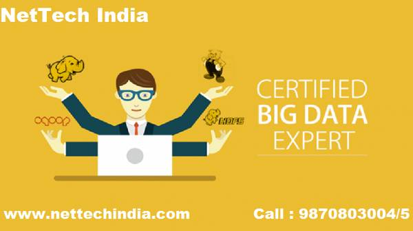 Become Bigdata Hadoop developer from NetTech India
