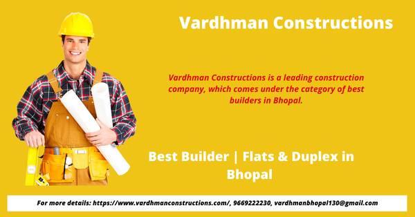 Best Builders in Bhopal
