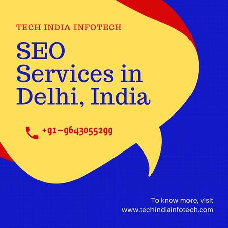 Choose the Best SEO Services in Delhi, India